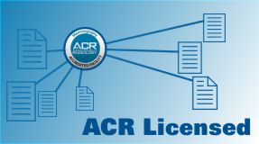 Radiology Information System Software is ACR licensed